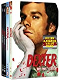 Dexter: Seasons 1 - 3 (DVD)