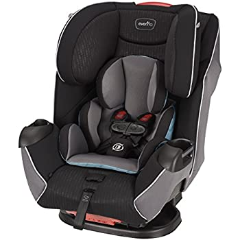 Evenflo Platinum Symphony LX All In One Car Seat Montgomery