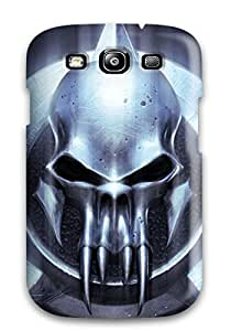 Kimberly M Taylor Design High Quality Skull Cover Case With Excellent Style For Galaxy S3