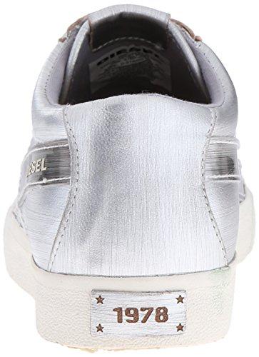 velows Bassa stringa Moda Diesel Donne Argento Sneaker D W D Delle qX45gUZw