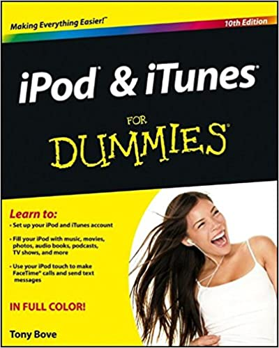 \INSTALL\ IPod And ITunes For Dummies. warring among Caracas share Rampa contra POTENCIA