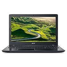 Acer Aspire E5-575-36BC 15.6-Inch Notebook (Intel i3-6100U, 4GB DDR4, 500GB HDD, Intel HD) with Windows 10, Bilingual French Keyboard