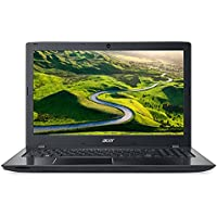 "Acer E5-575G-50BV Notebook, Schermo da 15.6"", Intel i5-7200U, GeForce 940MX 500 GB, Nero"