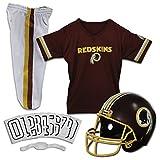 Franklin Sports NFL Washington Redskins Deluxe Youth Uniform Set, Small