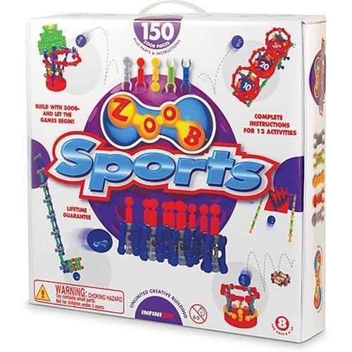 ZOOB Sports Modeling System