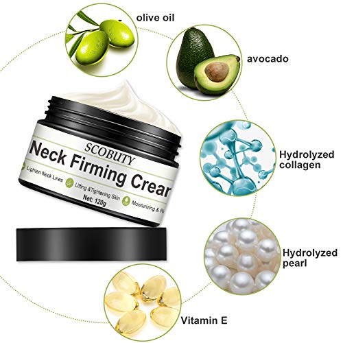 51lflsBFvBL - Neck Firming Cream,Neck Tightening Cream,Neck Cream,Neck Moisturizer Cream,Anti Wrinkle Anti Aging Neck Lifting Cream for Neck Décolleté Double Chin Turkey Neck Saggings Crepe