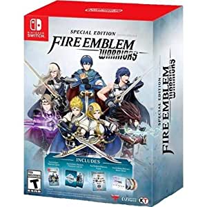 FIRE EMBLEM WARRIORS SPECIAL EDITION Nintendo Switch by KT Games