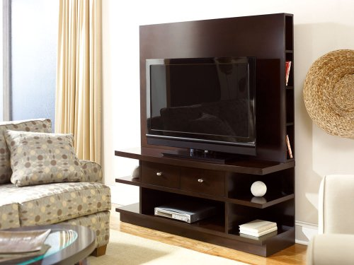 Hammary Urbana Entertainment Console (Cherry Hammary)