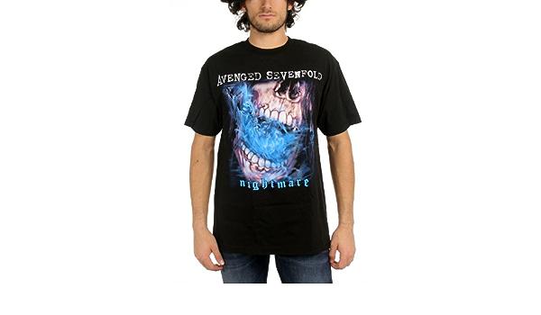 Avenged Sevenfold Hombres estaca Nightmare – Camiseta in ...