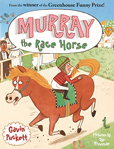 Murray the Race Horse: Fables from the Stables Book 1
