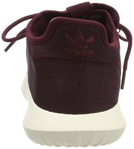 Adidas Fitness Femme W Chaussures Rouge granat De granat Shadow Tubular casbla 000 rT7qAxXr