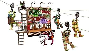 Tortugas Ninja - Playset Z Line Cartelera de Escape (Giochi ...