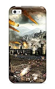 IPlXUDh3088sNvIg Case Cover Protector For Iphone 5c Medieval Total War Case