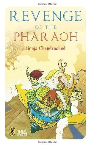 book cover of Revenge of the Pharaoh