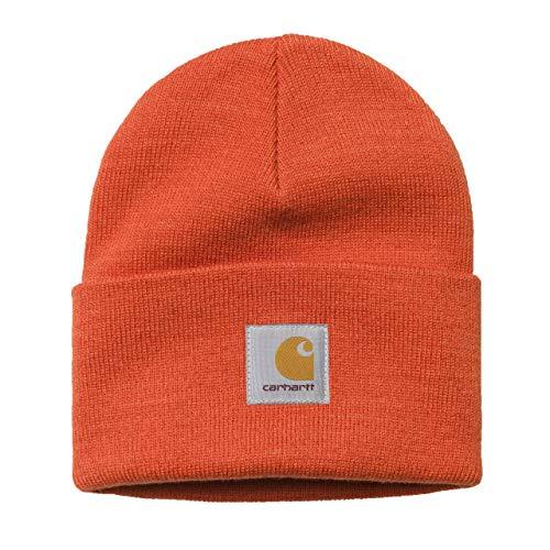Gorro de Talla Punto Naranja para Carhartt Arancione Hombre única RBzqwnd