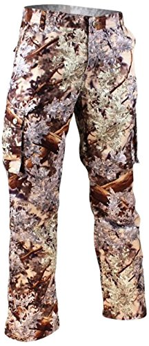 King's Camo Ladies Hunter Series Camo Pant, Desert Shadow, Size -