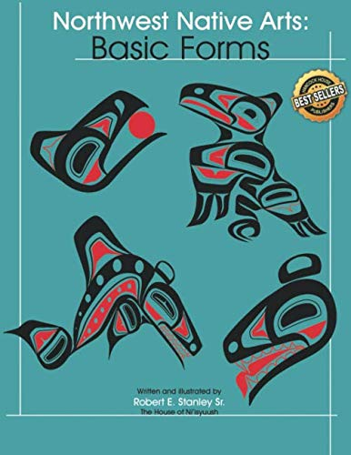 Haida Indian Art - Northwest Native Arts: Basic Forms (Volume 3)
