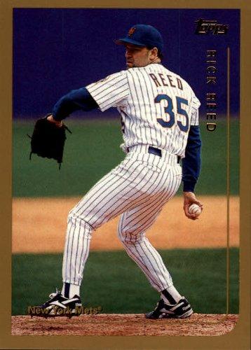 1999 Topps #53 Rick Reed (Topps Baseball 1999 Chrome)