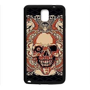 Leopard Skull Custom Protective Hard Phone Cae For Samsung Galaxy Note3