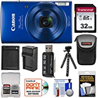 Canon PowerShot Elph 190 is Wi-Fi Digital Camera (Blue)...