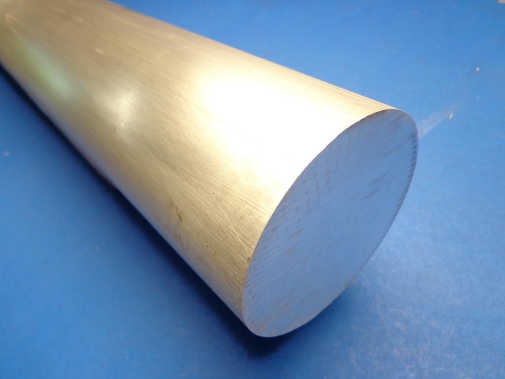 """Aluminum Round Bar Rod 2 1//2/"""" Diameter 6061 x 1/"""""""