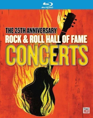 The 25Th Anniversary Rock   Roll Hall Of Fame Concerts  Blu Ray