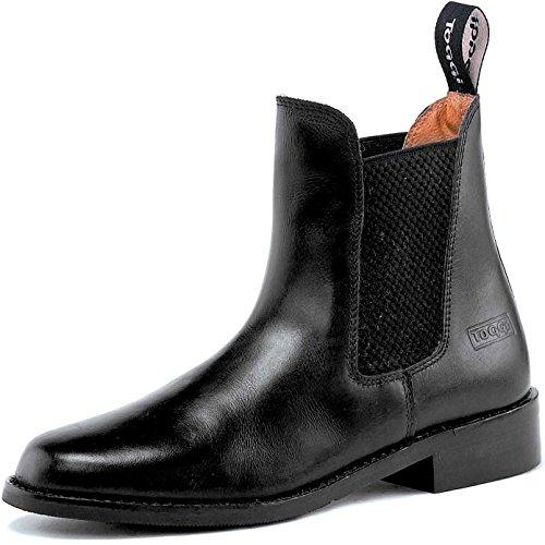 D'équitation Black Toggi Homme Pour Chaussures nSSOB7