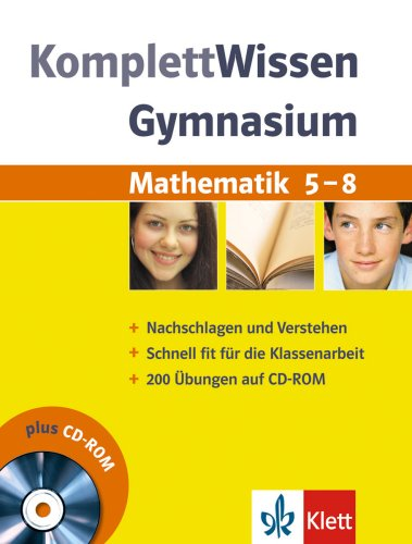 Mathematik 5.-8. Schuljahr