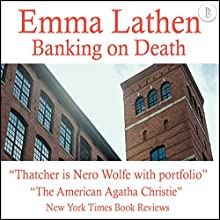 Banking on Death Audiobook by Emma Lathen Narrated by Deaver Brown