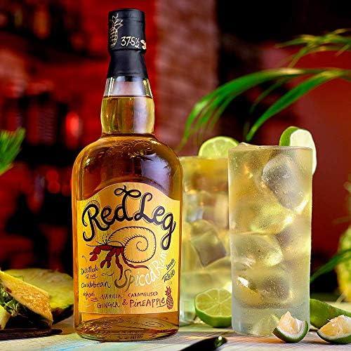 RedLeg Pineapple Spiced Rum 37,5% - 700 ml