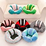 Baby Sofa Learn Sitting Chair Back Support Sitter