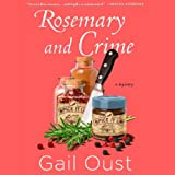 Front cover for the book Rosemary and Crime by Gail Oust