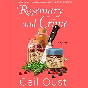 Rosemary and Crime Audiobook