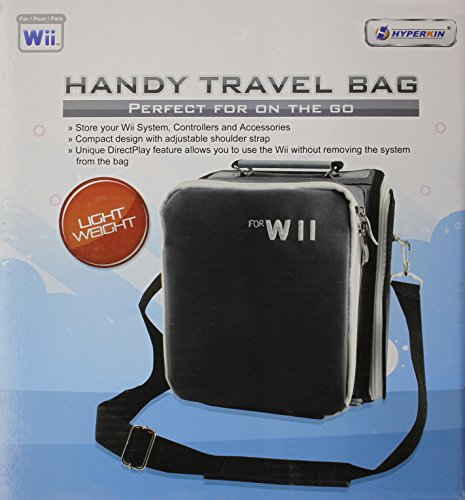 Wii Handy Travel Bag (Console Carry Bag Case)