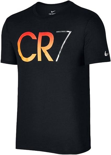 Nike 842193 – 010 T Shirt Ligne Cristiano Ronaldo, Homme XL