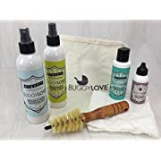 Buggy Love SCK1 Buggylove Organic Stroller Cleaning Kit