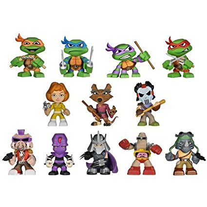 Amazon.com: Mystery š mini Teenage Mutant Ninja Turtles ...