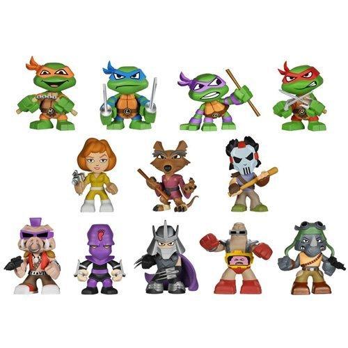 Amazon.com: Mystery š mini Teenage Mutant Ninja Turtles ...