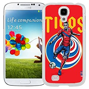 Worldcup Costa Rica (2) Durable High Quality Samsung Galaxy S4 I9500 Case