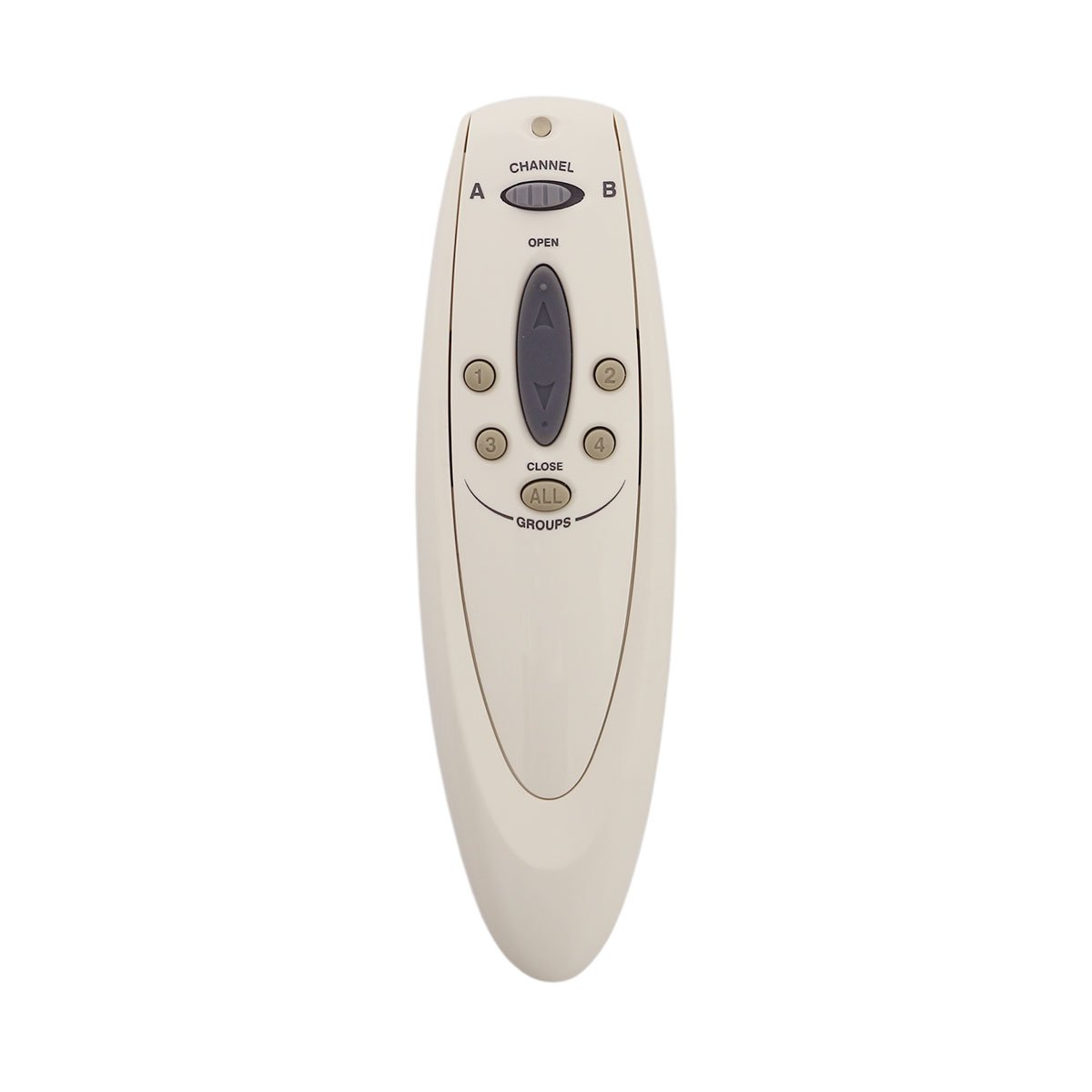Hunter Douglas Platinum Remote Control for PowerRise, PowerGlide, and PowerTilt Systems (1001000869/2984495100)