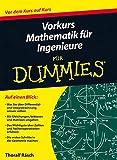 Vorkurs Mathematik für Ingenieure für Dummies