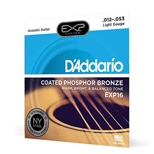 D'Addario EXP16 Coated Phosphor