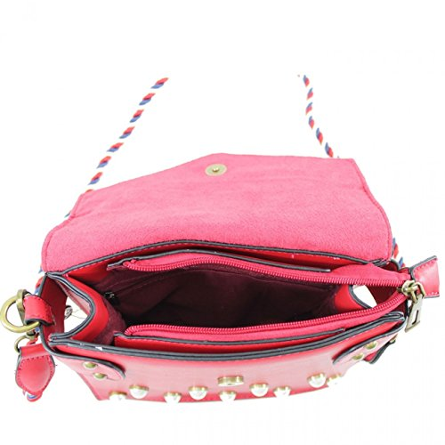 Shoulder Leahward Women's Messenger Cross Navy Bag For Handbags Bee Weekend Holiday Body Bags BzBrq