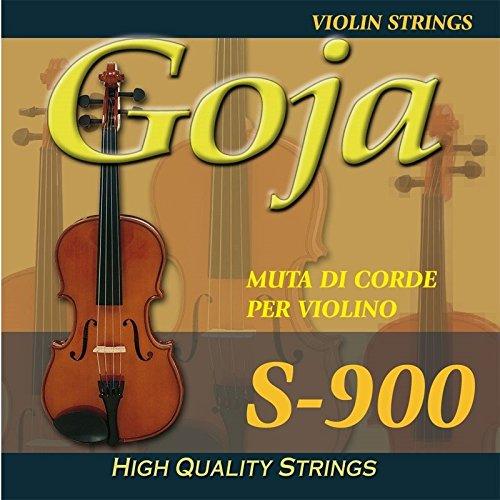 Goja S-900 set completo muta di corde per violino
