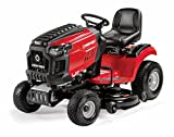 Troy-Bilt Super Bronco Riding Lawn Mower with 42-Inch Deck and 547cc Engine