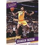 f1a491107 2017-18 Panini Prestige  66 Brandon Ingram Los Angeles Lakers Basketball  Card.