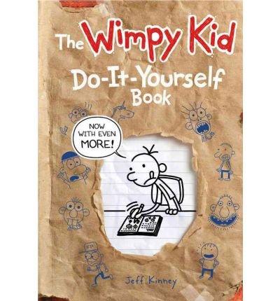 Wimpy Kid Yourself Book Hardback