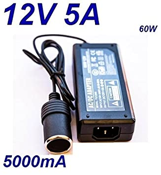 Cargador Coche Mechero 12V 5A 5000mA 60W vs Cable ...