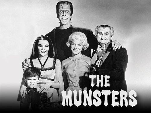 Amazon Com The Munsters Season 1 Fred Gwynne Yvonne De