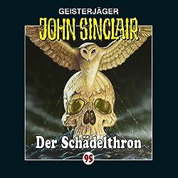 Der Schädelthron (John Sinclair 95)